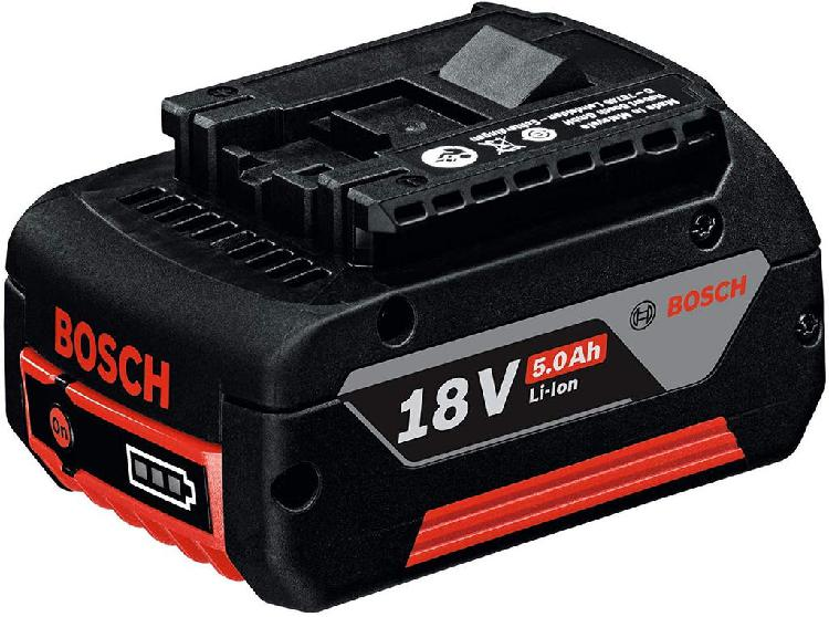 Batería litio bosch gba 18v 5.0ah nueva original