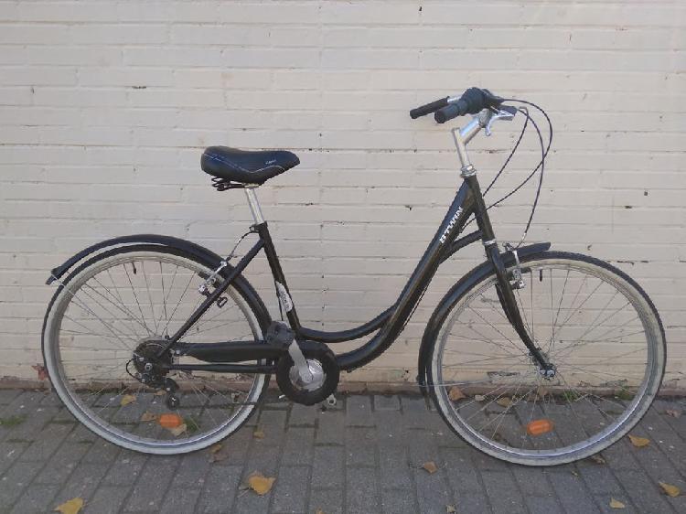 Bicicleta paseo ciudad
