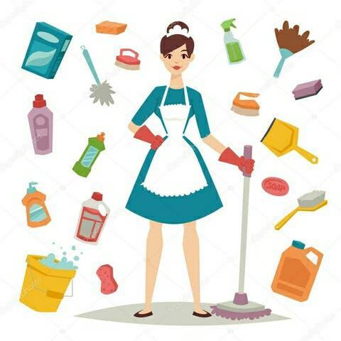 Busco trabajo de limpieza de hogar.