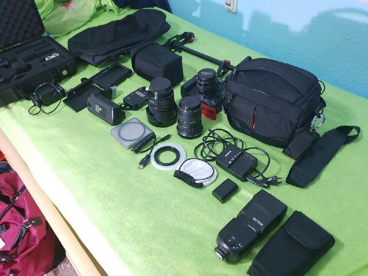 Canon EOS 5D MARK III + extras
