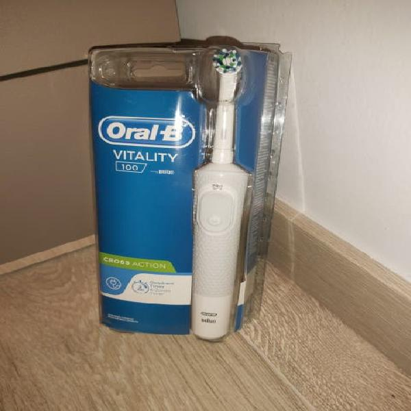 Cepillo eléctrico oral b vitality 100