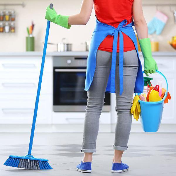 Chica responsable, ofrece servicio de limpieza