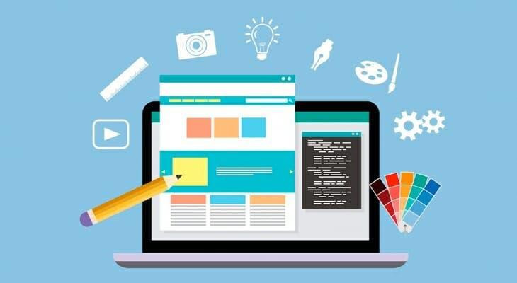Clases particulares diseño web