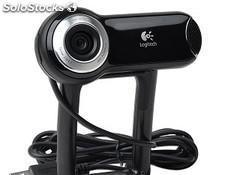 Cámara web logitech quickcam pro 9000 - producto nuevo