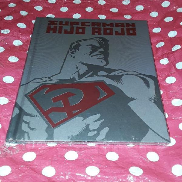 Comic ecc superman hijo rojo ed.deluxe