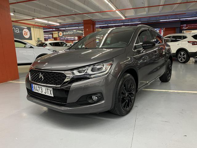 DS DS 4 Crossback 1.6 BlueHDi