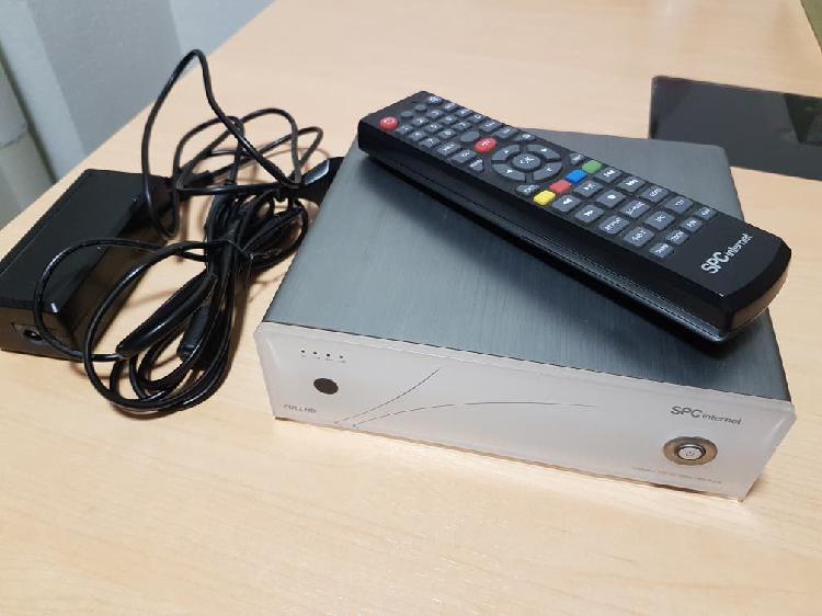 Disco duro multimedia tdt