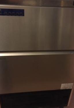 Fabricador de hielo de segunda mano