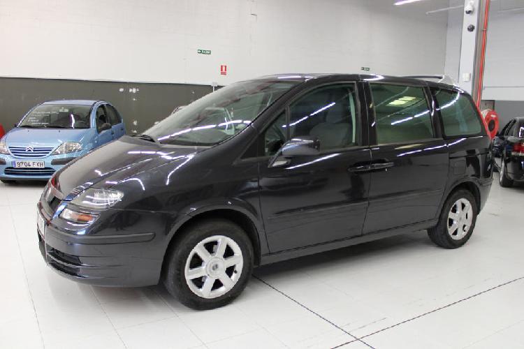 Fiat ulysse 2.2 hdi 136 cv 7 plazas