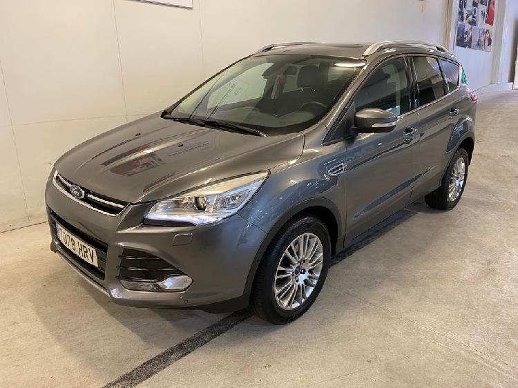Ford kuga tdci 140cv garantia