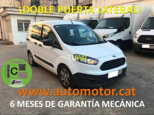 Ford transit courier kombi 1.5tdci ambiente 95