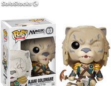Funko pop! q03848. magic the gathering: ajani goldmane