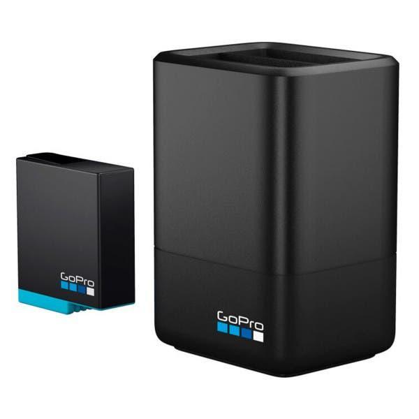 Gopro ajdbd-001 cargador doble de batería