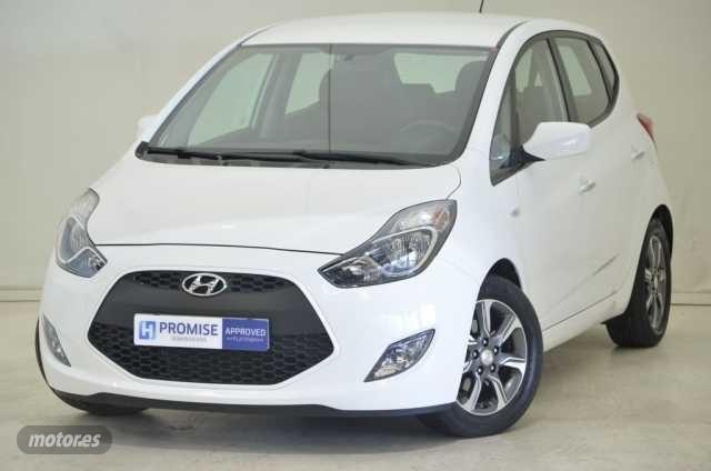 Hyundai ix20 ix20 5p mpi 1.6 126cv tecno de 2019 con 12 km