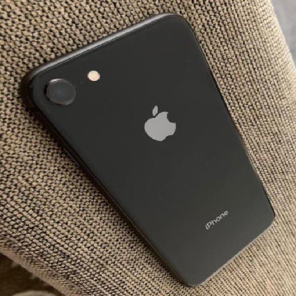 Iphone 8 64 gb negro ocasion