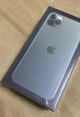 Iphone 11 pro max 256gb libre (a estrenar)