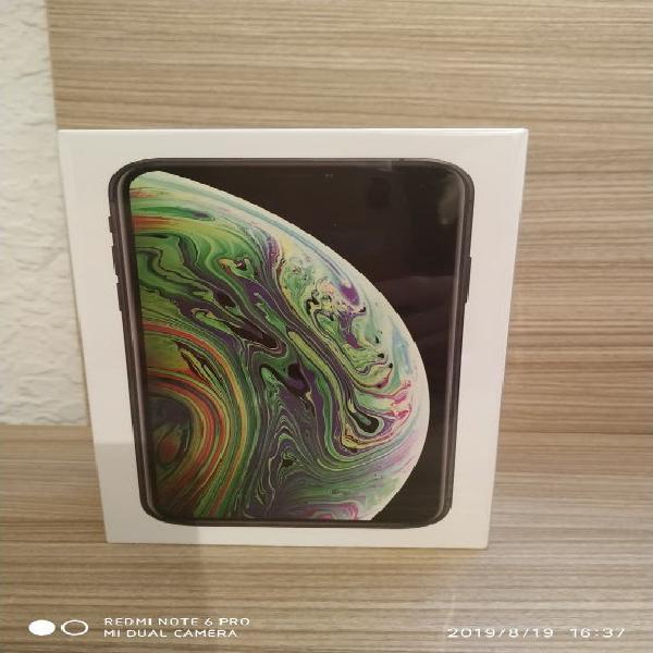 Iphone xs space grey 64gb original