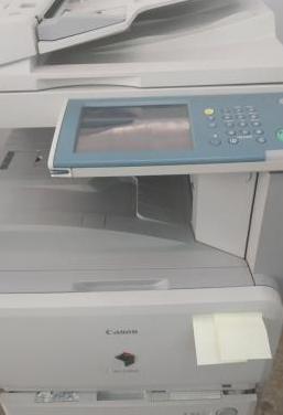 Impresora fotocopiadora seminueva