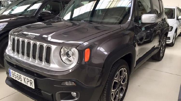 Jeep renegade 1.6mjt limited 4x2