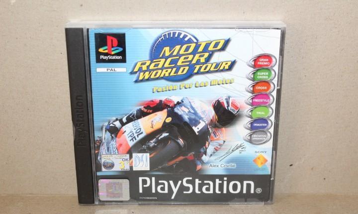 Juego videojuego playstation ps1 - psx pal - moto racer