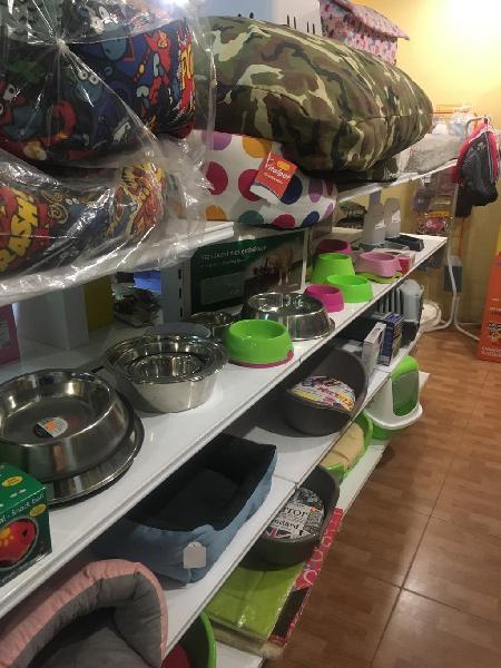 Liquidación tienda animales