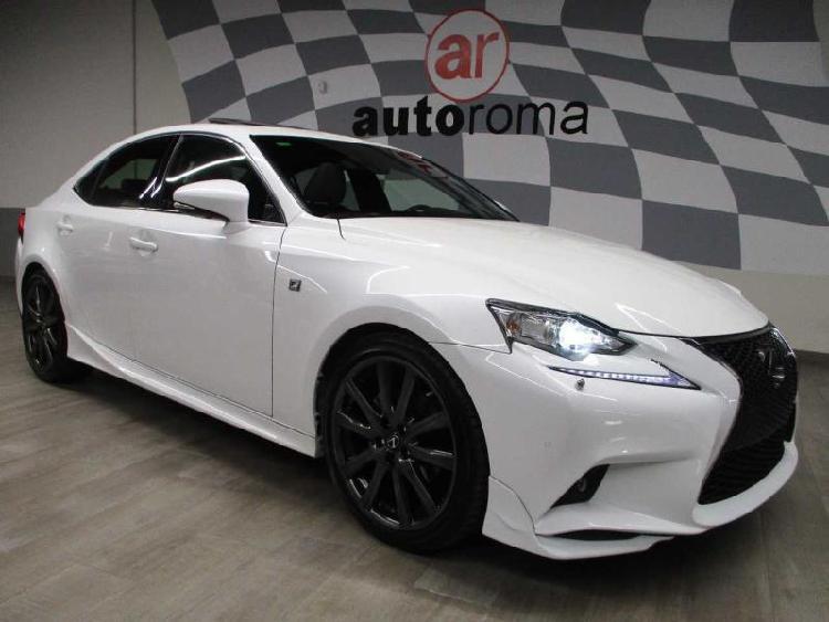 Lexus is f 2013 gasolina 208cv