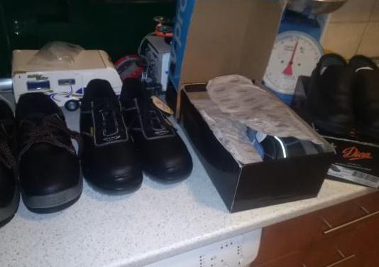 Lote de zapatos de seguridad
