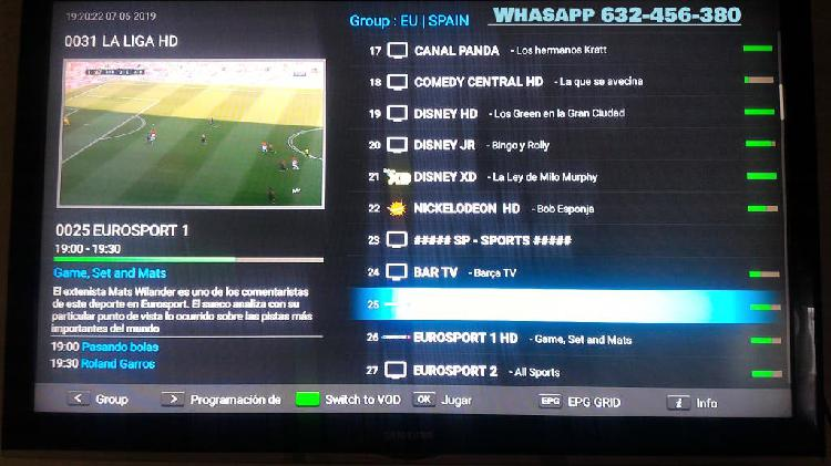Mag stalker tv dual combo anual+instalacion