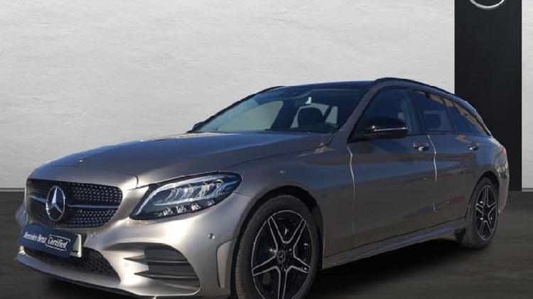 Mercedes-benz clase c estate 220d 9g-tronic