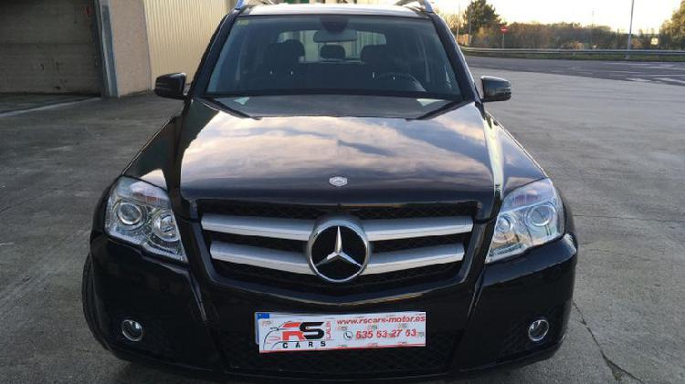 Mercedes-benz clase glk 220cdi be