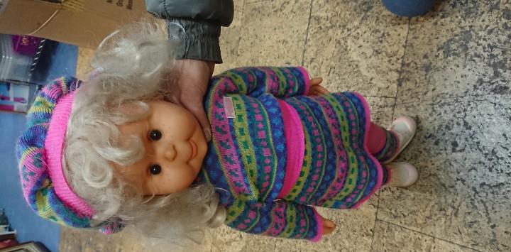Muñeca penique de jesmar 70 cm - ropa original