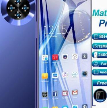 """Mate30 pro 8x256GB 4800Mhz 13x16MP 6,3"""""""
