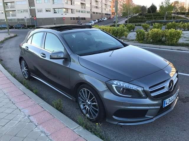 Mercedes-Benz Clase A A 200 CDI