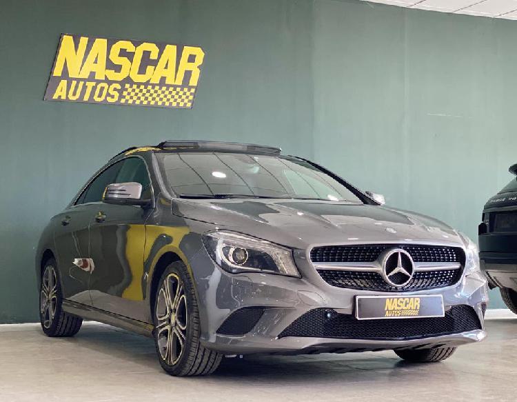 Mercedes-benz clase cla 200d 2015