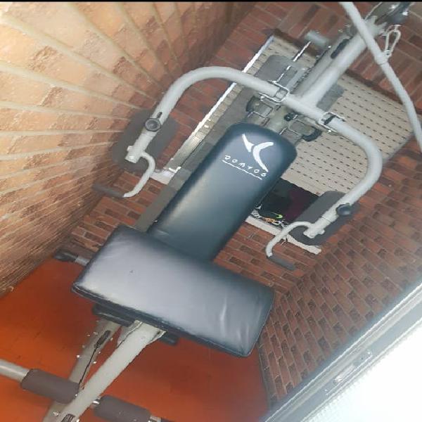Máquina de ejercicios