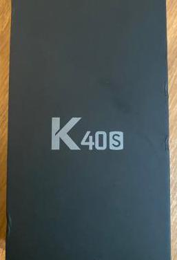 Móvil lg k40s nuevo y con precinto