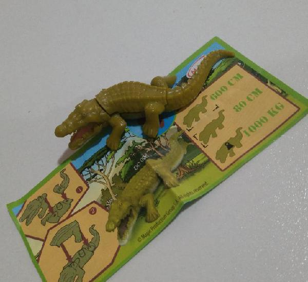 Natoons lagarto cocodrilo muñeco figura animal natoon
