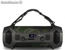 Ngs - street force 150 w altavoz portátil estéreo negro,