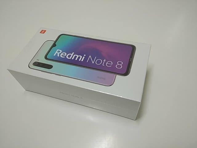 Nuevo]>xiaomi redmi note 8 [4/64gb]