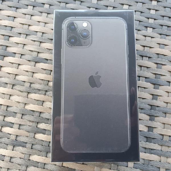 Oportunidad! iphone 11 pro max 64gb gris espacial
