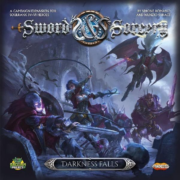 Oferta) sword & sorcery: cuando llega la oscurida