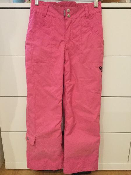 Pantalón nieve niña, marca roxy.talla 10. nuevo.