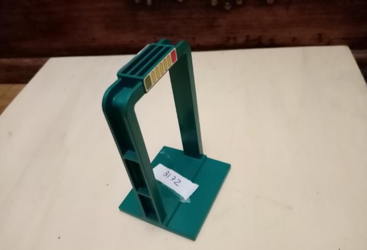 Playmobil máquina detecta metales aeropuerto ayuntamiento