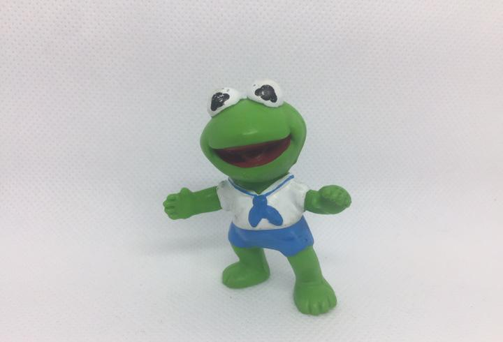 Rene la rana gustavo de los muppets