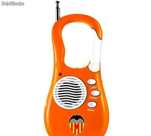 Ref. 56105 radio fm scan valencia c.f. mosqueton mod.2605036