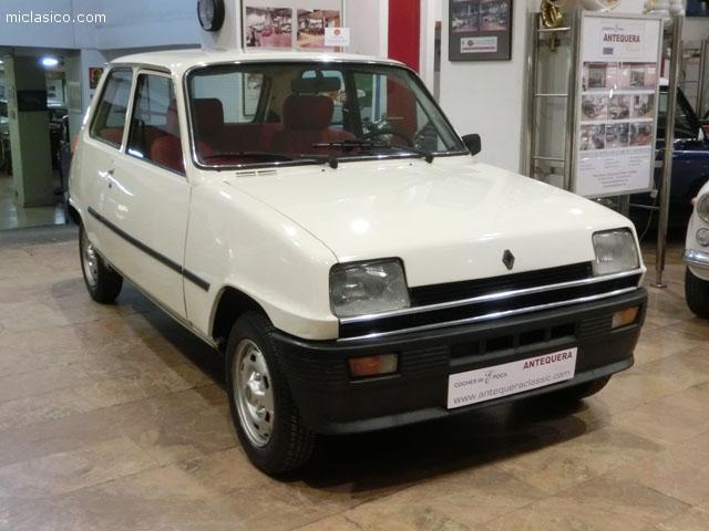 Renault 5 gtl confort
