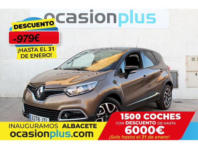 Renault Captur TCe 120