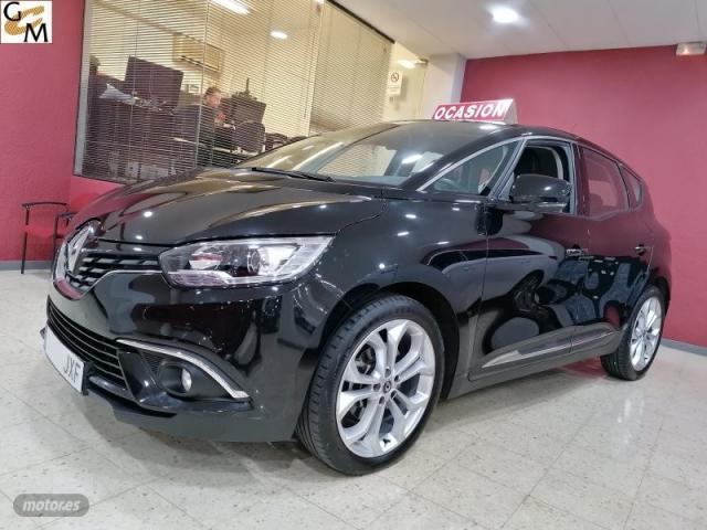 Renault scenic 1.2 tce intens energy 130cv 5 plazas 5p de