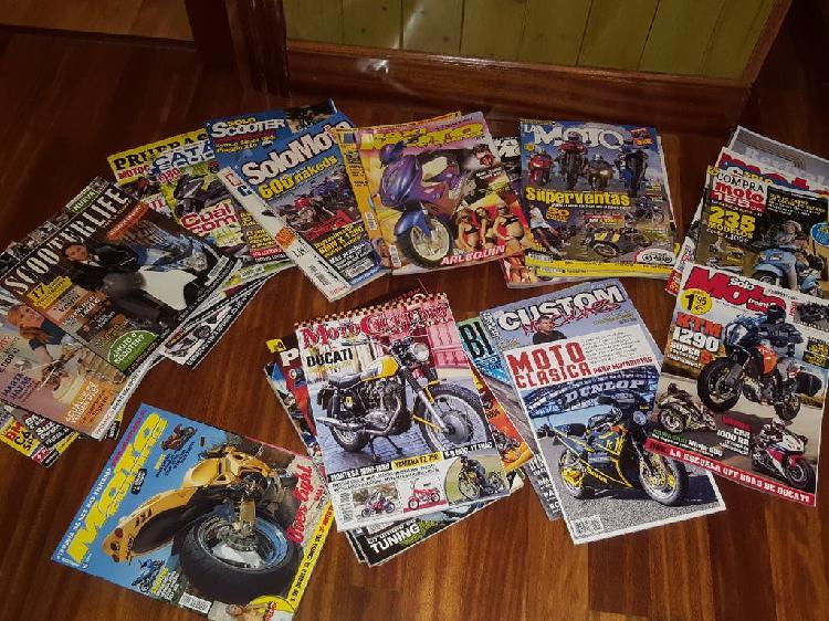 Revistas motos y scooters