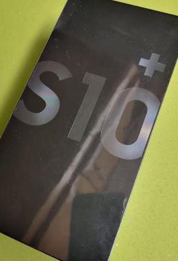 Samsung s10 plus 521gb precintado y factura